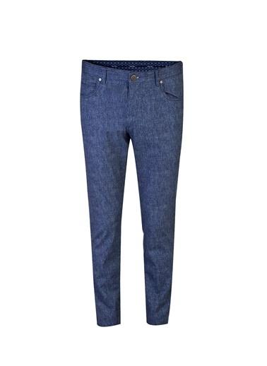 Abdullah Kiğılı Pantolon Mavi